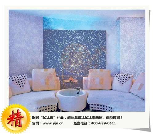 厂家直供室内装潢新型建筑涂料,忆江南钻石漆环保装饰璧材