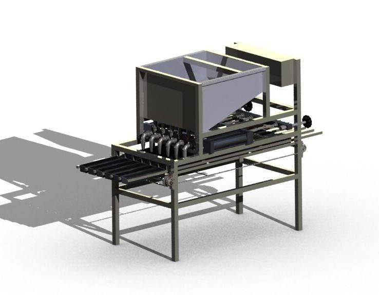 切片蛋糕注浆机-----常州市风雷精密机械有限公司