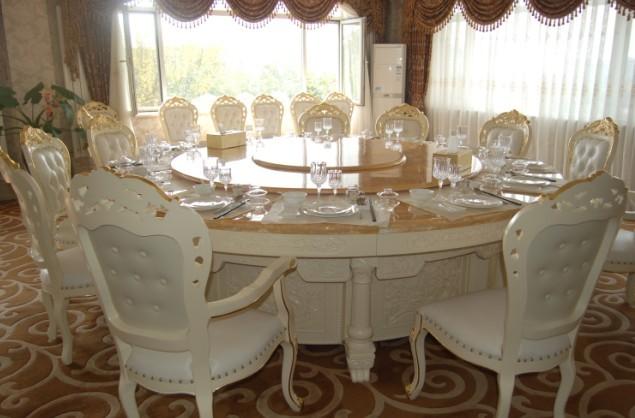 供应:舞千年电动餐桌