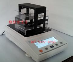 数显塑胶粉末颗粒块状密度测试仪