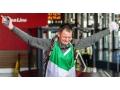 """""""爱尔兰阿甘""""4年跑遍全球41国约5万公里(组图)"""