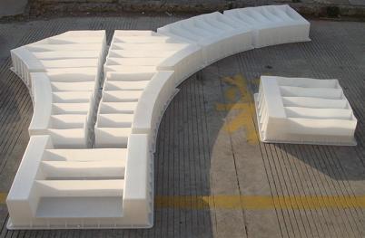 拱形护坡模具-新品成套拱形护坡模具
