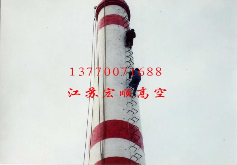忻州混凝土烟囱建筑公司【新砌锅炉房烟筒-砖烟囱新建】