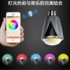 创意带蓝牙音箱的智能LED灯2015新款发布
