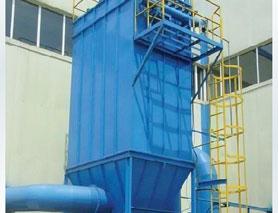 乔达环保专业生产DMC-36单机脉冲除尘器厂家直销