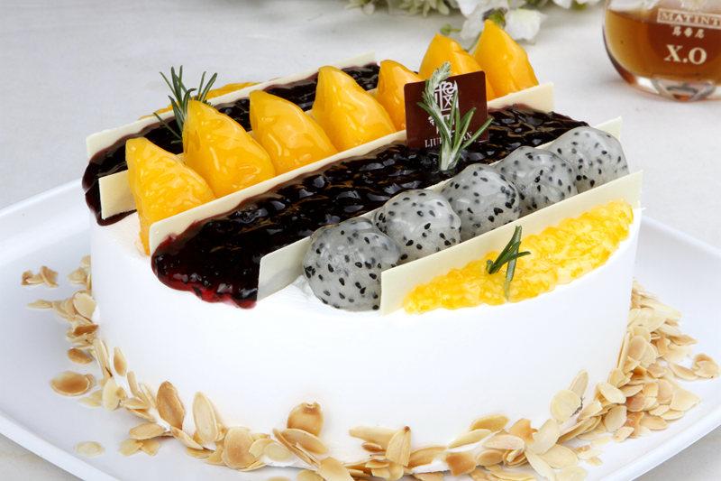 欧式水果蛋糕全科班/刘科元蛋糕培训学校
