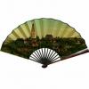 运城专为景区公司设计具有其文化特色的刺绣扇