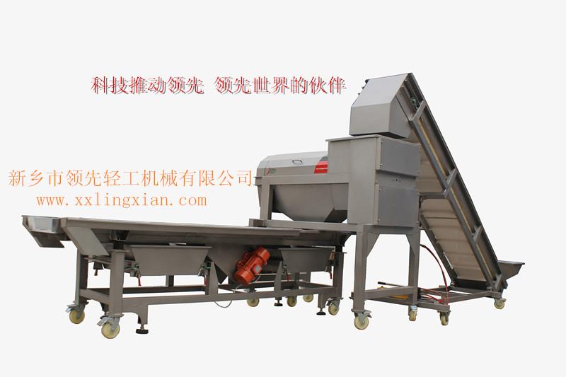 饮料设备 果汁设备--新乡领先机械制造