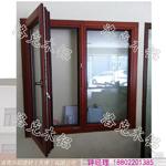 铝木门窗,铝木复合门窗,天津铝木门窗,木包铝门窗