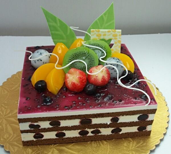 生日蛋糕裱花全科培训班