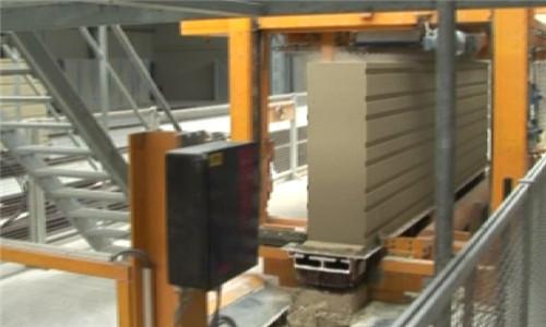 四川省年产10万-20万立方加气混凝土设备