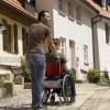 全国销售德国进口可折叠电动轮椅 V-max