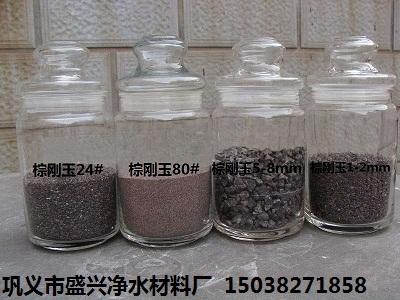 铁艺除锈棕刚玉磨料 喷砂棕刚玉厂家直销价格