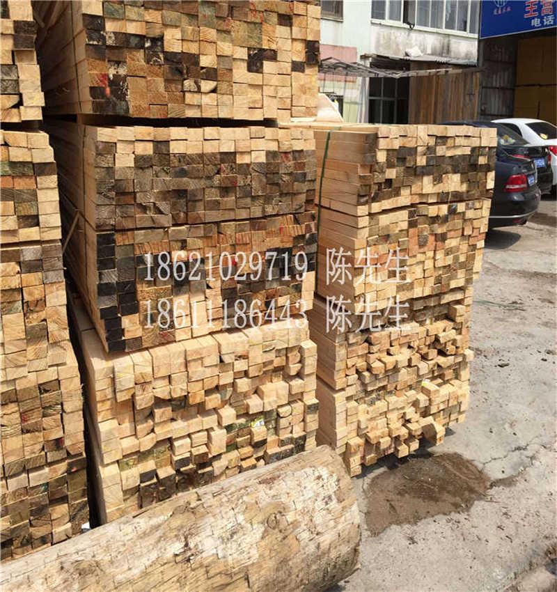 铁杉工程木方园林建筑工程木方铁杉方木四川加工厂订做