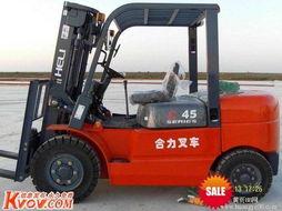 叉车哪里便宜,合力3吨4吨叉车价格表