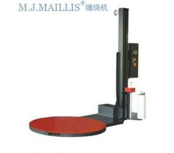 热销产品|罗博派克自动薄膜缠绕机|福清市染料托盘裹膜机