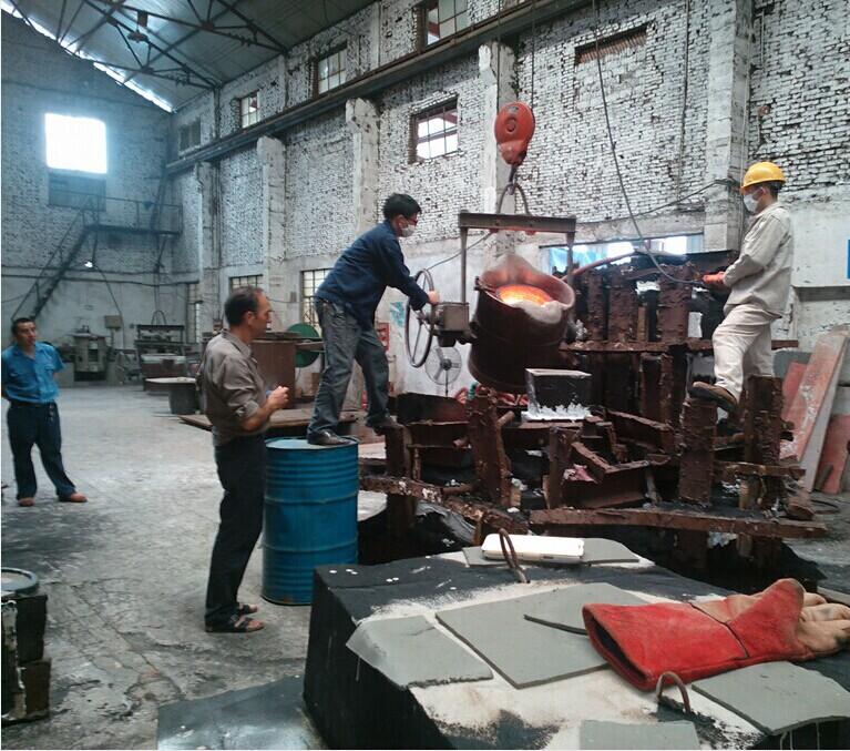 上海长安铸造厂(雕塑艺术品铸造)2016
