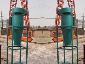 乔达环保供应各种非标旋风除尘器