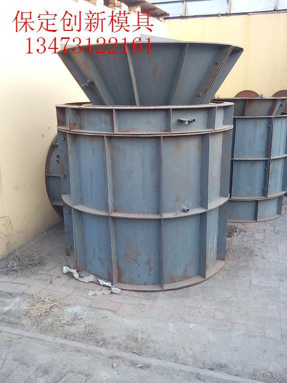 水泥预制检查井钢模具规格