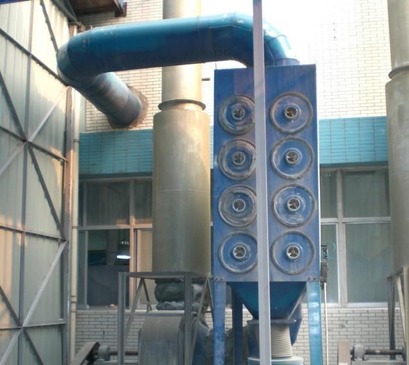 40平米脉冲滤筒除尘器 制药厂滤筒收尘器价格