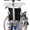 德国制造,进口夹轮椅型电动载人爬楼机S-max R