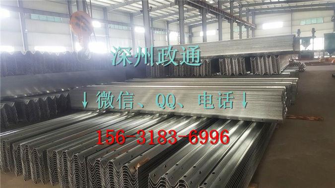 北京波形护栏_防撞护栏板_高速公路护栏板