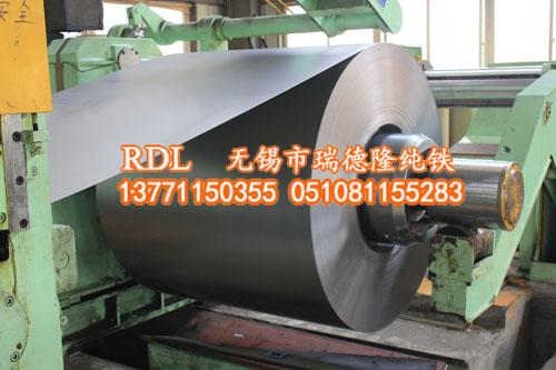 直销DT4A/DT4C电工纯铁圆钢 电工纯铁中板-瑞德隆纯铁