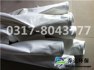 南充碳黑厂专用覆膜除尘器布袋 130*2500外滤式除尘布袋