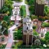 沙盘模型景观绿化-重庆金雕模型