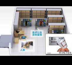 RFID贵金属电子化盘点系统