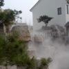 小区人造雾降温