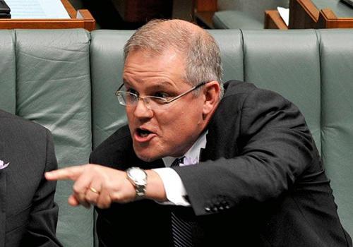 澳大利亚财政部长斯科特·莫里森于8月19日插手叫停了中国国家电网和