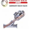 进口卫生级气动角座阀,德国巴赫-上海代理