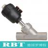 进口焊接式气动角座阀 进口品牌:德国罗博特