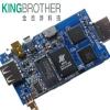 军工PCB/PCB样板/PCB生产/PCB设计/金百泽