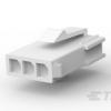 连接器 - 矩形电源连接器172329-1