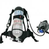 正压式空气呼吸器 自给式空气呼吸器