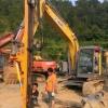 挖机改液压钻机价格、挖机改潜孔钻价格