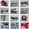 线材厂家直销2725数据线 usb2.0编织数据线 充电线材