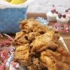 绿色营养又美味 贝贝鸡排深受食客喜爱