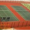 深圳冠奥通专业施工网球场硅PU球场地面