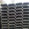 护栏椭圆形钢管厂、镀锌椭圆形护栏管生产厂