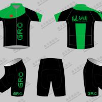 男短袖骑行服套装2018夏季透气山地自行车衣服春夏季单车服装