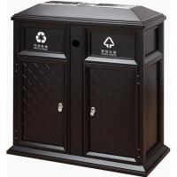 青岛古典复古垃圾桶