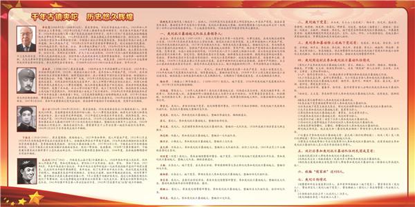 纪念冀东(爽坨)抗日大暴动80周年座谈会圆满成功