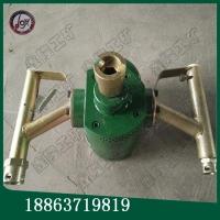 搅拌树脂锚杆ZQS-50/1.6S气动钻机 气腿式帮锚杆钻机
