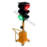 太阳能移动红绿灯价格、广州太阳能移动红绿灯交通警示灯具