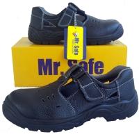生产销售英国安全先生F60夏季防砸安全鞋