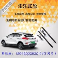 广汽讴歌CDX智能汽车电动尾门双杆下电吸改