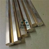 黄铜棒厂家 环保无铅黄铜棒 h62黄铜六角棒铆料 铜棒加工